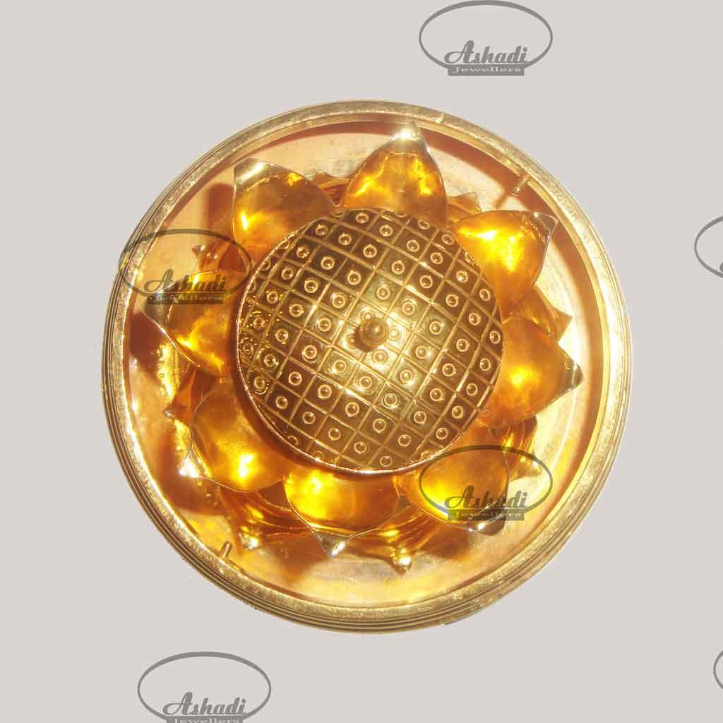 Ashadi jewellers largest jewellery manufacturers in sri lanka gold plated silver lotus flower mightylinksfo